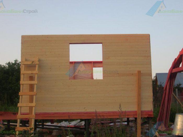 Строительство каркасного дома с мансардой 5 на 4 Собинка, Владимирская область фото 2