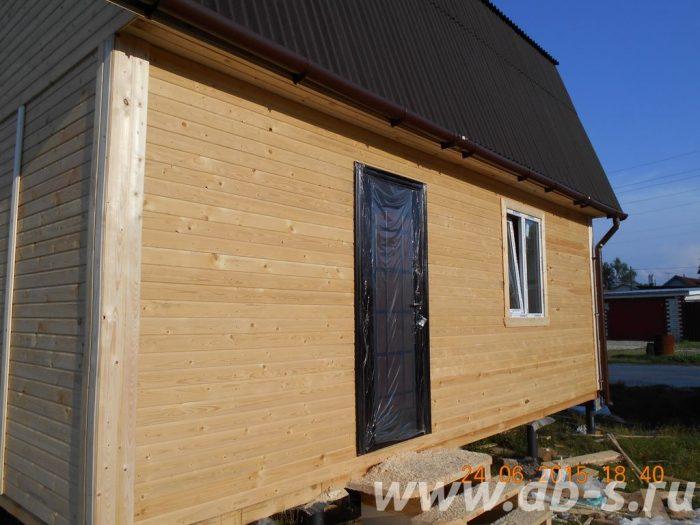 Строительство каркасного дома с мансардой 7 на 7 Гусь-Хрустальный, Владимирская область фото 2