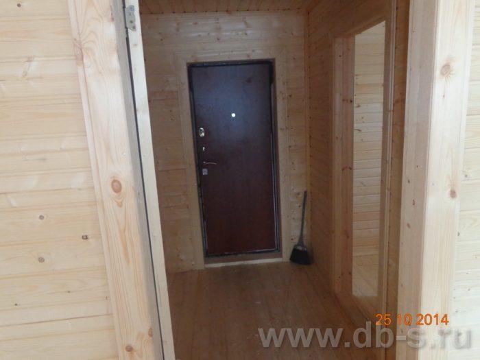 Строительство двухэтажного каркасного дома 8 на 8 Кашира, Московская область фото 10